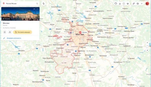 Karta-Moskvi